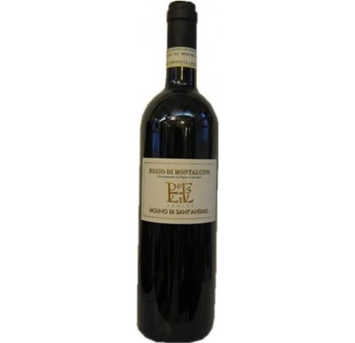 Molino di Sant`Antimo Rosso di Montalcino DOC 2012 (1.5L Magnum)